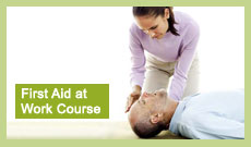 First Aid at Work (HSE Approved)